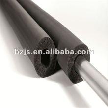 Rubber pipe insulation foam