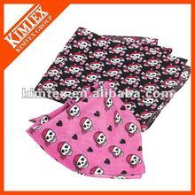 Popular printed cheap bandana,handkerchief