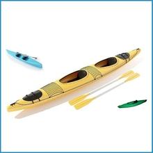 hot sale sit on top fishing kayak, sit in kayaking boat, canoeing