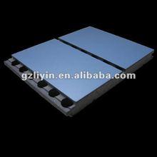 melamine phenolic sound insulation wall board
