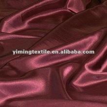 75x150D stretch satin, smooth satin fabric,