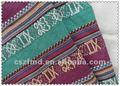 100% algodão étnica e nacional tecidojacquard