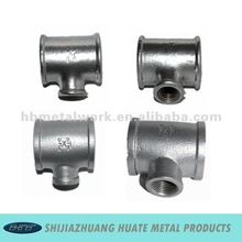 Water Line Tee 130 Made From Good Material Malleable Iron