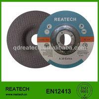 Abrasive Depressed Center Cutting Disk