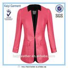 wholesale ladies long coats,leather fashion coats for women 2014