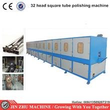 automático 32 cabeças tubo quadrado barra fixa máquina de polimento fabricante