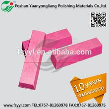 Aluminium oxide stearic acid metal grinding wax