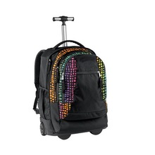 lightweight trolley travel bag in leisure style
