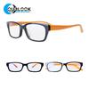 Alibaba express Whole sale Fashion Anti Blue Light optical Eyeglasses Frames