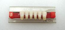 Dental Supply Three Layers False Teeth,Full Set Acrylic Teeth