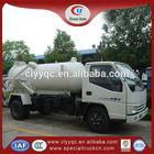 Japanese Euro 3 diesel isuzu sewage suction truck price