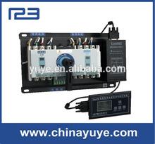 Yuye YEQ2 CB class ATS automatic transfer switch, Split type , 63A,100A,225A,400A,630A,800A