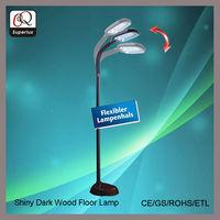 Indoor home goods flexible floor lamp
