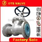 ZV-LY-010 dn100 pn16 cast steel gate valve