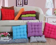 wholesale fashion design Spots comfortable handmade seat cushion