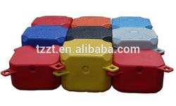 floating cubes,Buoy,plastic buoy