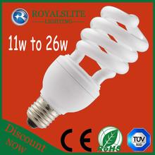 11w~26w CFL Energy Saving Bulb