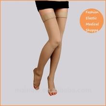 2015 High Quality 25-30mmHg Thigh High Stockings