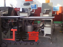 Best choice manual saline injection machine for sale MJ-8N