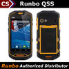 runbo Q5S android quad core 8mp camera /1+ 8GB SOS GPS PTTGorilla glass waterproof floating mobile phone