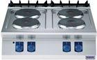 700 Series Kitchen Appliances Electric Hot Plate Electric Range