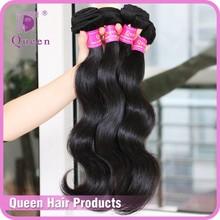 Queen Full Bundle Grade 7A Virgin Hair Soft Indian Hair Wholesale