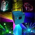 5w de alta potencia show de rayos láser etapa de iluminación rgb a todo color de animación de luz láser
