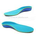 уход за ногами продукты с глубокой задник ортопедической обуви стельки для плоскостопие arch поддержки ева стелька с ortholite