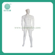 Matte male mannequin sport mannequins of Football dummy