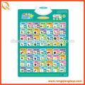 Hot toys 2014 insegnamento tabella muro per bambini ingrosso educazione per bambini ed56230258-1 cartella colori
