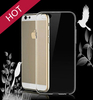 High quality TPU case for iPhone6 0.6mm ultra-thin TPU transaprent cover case for iPhone 6