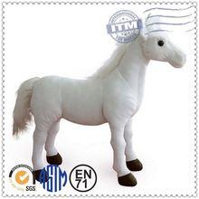 Plush horse/ custom stuffed animal toy/ horse keychains stuffed horse