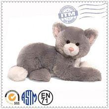 Plush toy cat lifelike licensed mechanic garfield cat