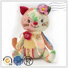 Plush toy cat lifelike square enix plush toy lucky cat maneki neko plush toy