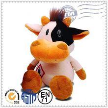 Soft plush toys, stuffed animals, milk cow toy