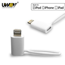 Newest Micro USB to 8 pin adapter MFi adapter for iphone/ipad/ipod