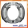 bajaj ct100 motorcycle parts for brake shoe SCL-2013070880