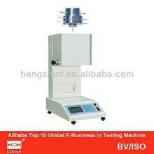 Rubber Melt Flow Index MFR and MVR Test Machine