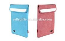Logo Customized Promotional bag laptop, New Felt laptop bag