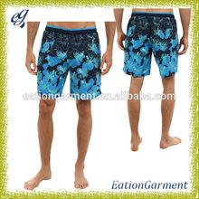 Atacado dos homens baratos shorts engraçados board shorts impresso homens sexy shorts da praia