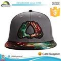 özel deri yama logosu snapback şapka toptan