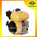 Um cilindro do motor diesel da bomba de água, pequeno motor diesel usado