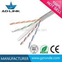 High Speed Data Transmission UTP Category 6 etehrnet cat6 utp cable
