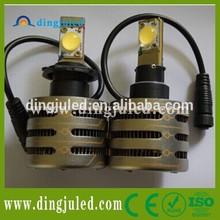 Car accessory high power led headlight bulb H7 H4 led headlight