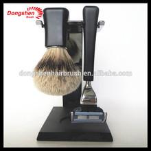 NEW Shaving Safety Razor Double Edge,Shaving Brush Sets Gifts, Safety Razor Blades
