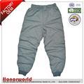 80% de algodón 20% ab hilados teñidos de atletismo jogger pantalones/jogger personalizada pantalones/jogger hombres pantalones