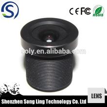 3.6mm mini board camera lens m12