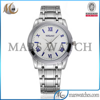 2014 Upgrade ranks mans stainless steel back sport watch