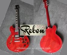 ES335 Style Jazz Hollowbody Electric Guitar