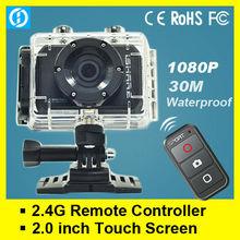 GO PRO Sports Camera,mini HD1080P Car DVR , Go Pro Waterproof Camera